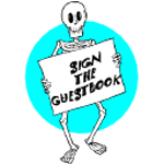 radiology guestbook